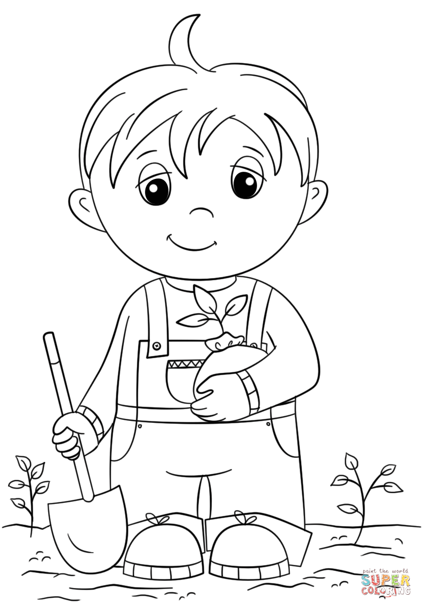 little boy face coloring pages online coloring pages