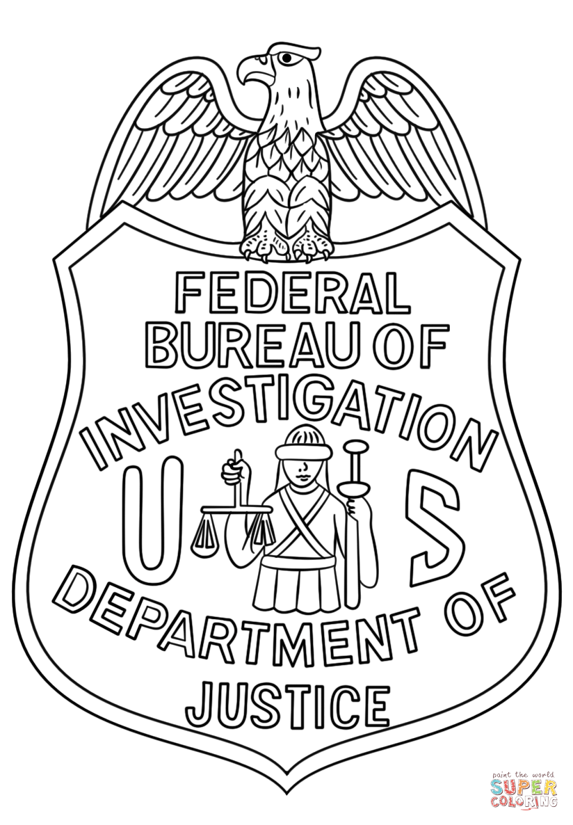 Fbi Badge Template. fbi wallet. badge fbi gold. id