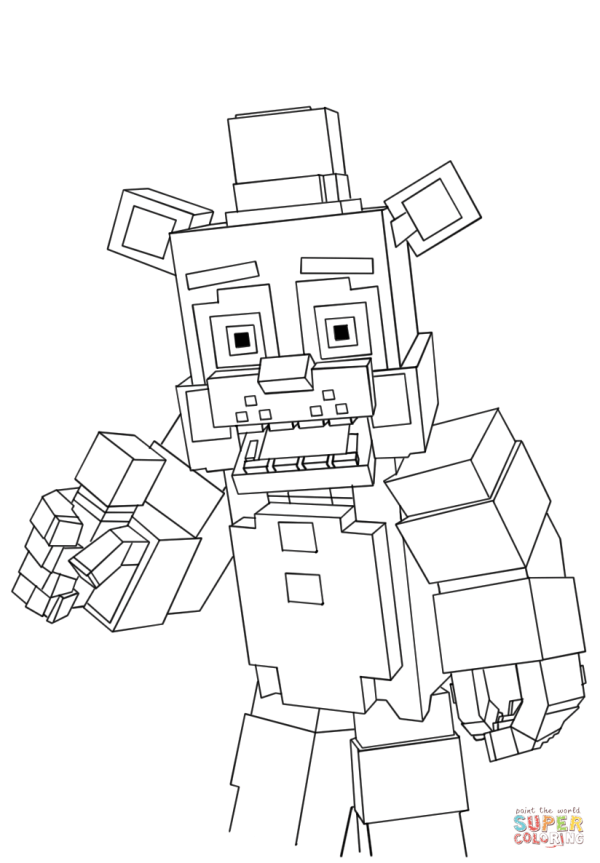 20 Minecraft Chibi Coloring Pages Templates Ideas And Designs