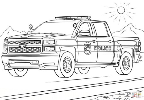 small resolution of police truck coloring page free printable coloring pagesclick the police truck coloring pages to view printable