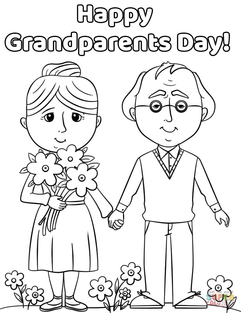 Как нарисовать дедушки открытку