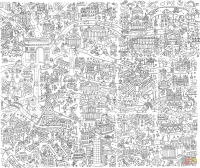 Giant Poster: Paris Coloring Book | Free Coloring Pages