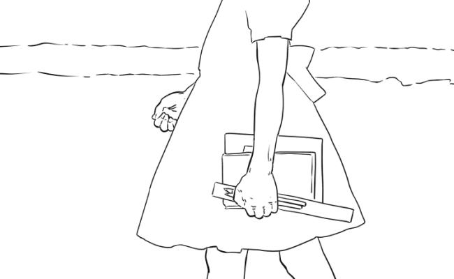 Ruby Bridges Colouring Pages Cute766