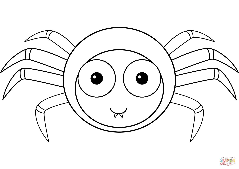 Trapdoor Spider Cartoon & Daring Jumping Spider Sc 1 St