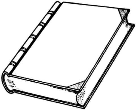 Ausmalbild Ein Buch Ausmalbilder kostenlos zum ausdrucken