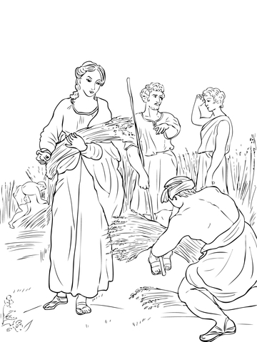 Httpsedu Apps Herokuapp Compostbible Story Of Ruth And Boaz For