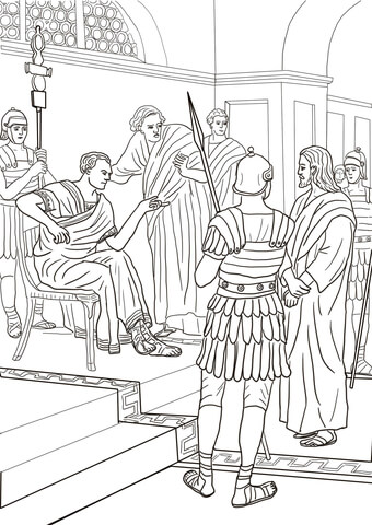 Paul In Athens Coloring Pages Coloring Pages