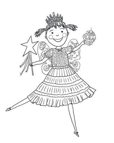 pinkalicious coloring pages # 0