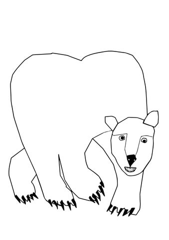 All Worksheets » Polar Bear Polar Bear What Do You Hear