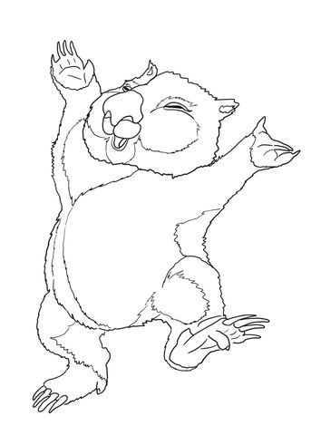Free Stew For Coloring Pages Sketch Coloring Page