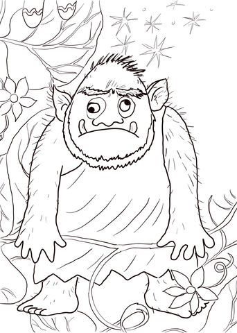 jack and the beanstalk coloring pages # 11