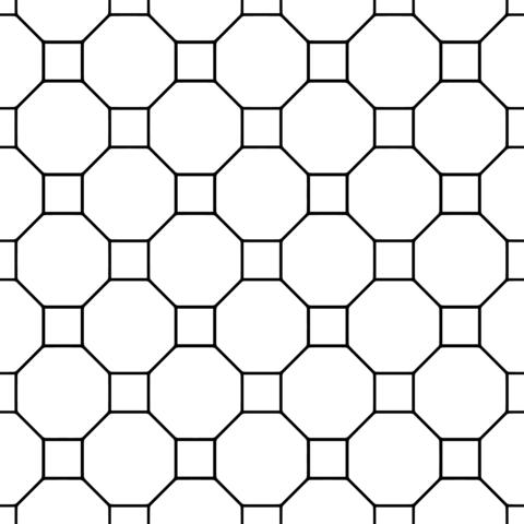 Printable Tessellation Patterns