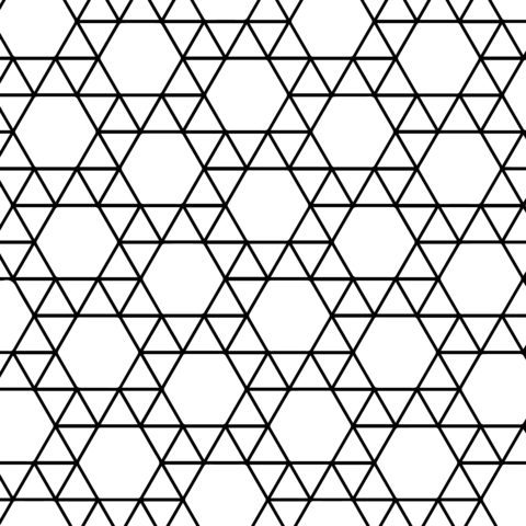 Tessellation Patterns Coloring Page Butterfly Coloring Pages
