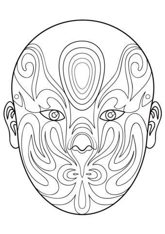 African Masks Templates 2019