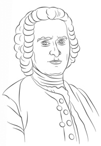 Jean-Jacques Rousseau coloring page | Free Printable ...