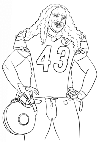 Nfl Paper Coloring Pages