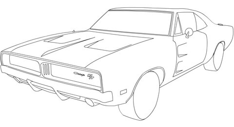 dodge charger coloring pages chevy coloring pages wiring