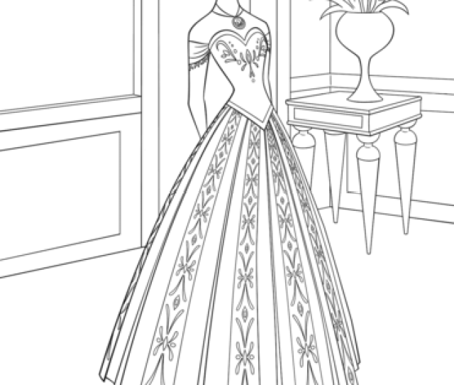 Frozen Anna Coloring Page Free Printable Coloring Pages