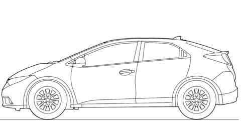Honda Cr V Doors Volvo S40 Doors Wiring Diagram ~ Odicis