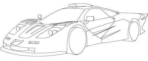 Bmw M3 Race Car Coloring Pages Free Printable Cars