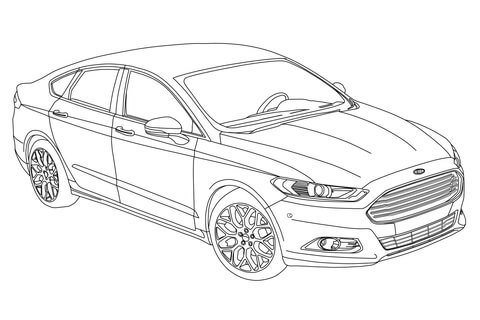 2006 Subaru Wagon Coloring Pages Coloring Pages