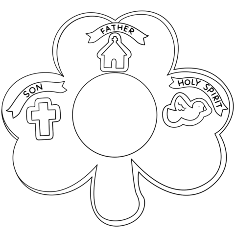 List of Synonyms and Antonyms of the Word: holy trinity