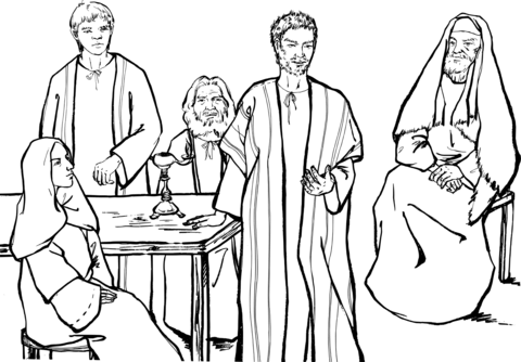 Timothy Goes To School Coloring Pages Sketch Coloring Page
