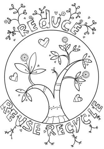 Reduse Reuse Recycle Worksheet Preschool. Reduse. Best