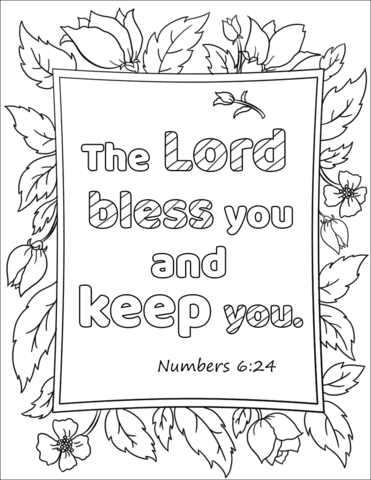 Trust In Jesus Coloring Pages Coloring Pages