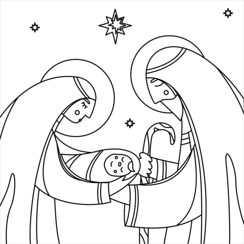 Christianity Bible Coloring Pages Free Coloring Pages