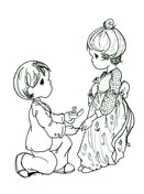 Precious Moments Coloring Pages Free Coloring Pages