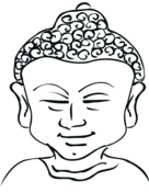 Mother Earth - Phra Mae Thorani coloring page Free