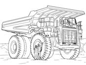 Disegni Da Colorare Camion Scania