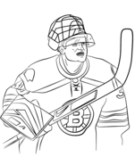 NHL Coloring Pages Free Coloring Pages