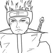 Naruto Akatsuki Ausmalbilder