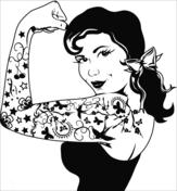 Dibujos De Tatuajes Para Colorear Páginas Para Imprimir Y Colorear