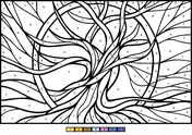 Coloring pages on Supercoloring.com