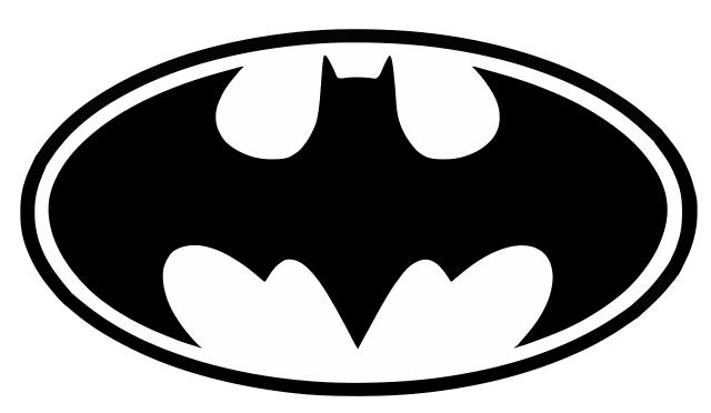 Batman Logo Printable Template  Free Printable Papercraft Templates