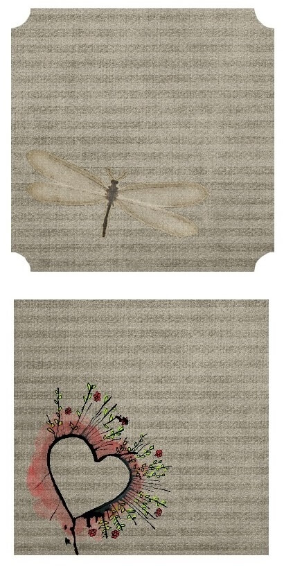 Dragonfly Template Printable