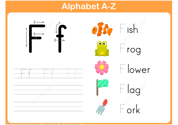 Letter Tracing Worksheet Free Printable Puzzle Games