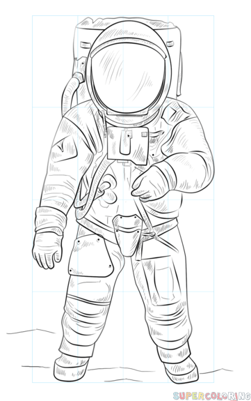 Space Suit Parts. Diagrams. Wiring Diagram Images