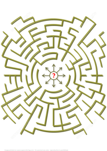 Labyrinth Game Puzzle Free Printable Puzzle Games