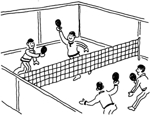 blank tennis draw sheets
