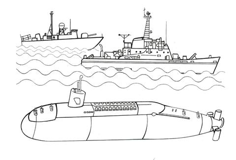 'How deep could submariens go in world war 1'. 'sunken ww2