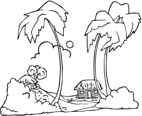 free printable coloring pages hawaii 2015