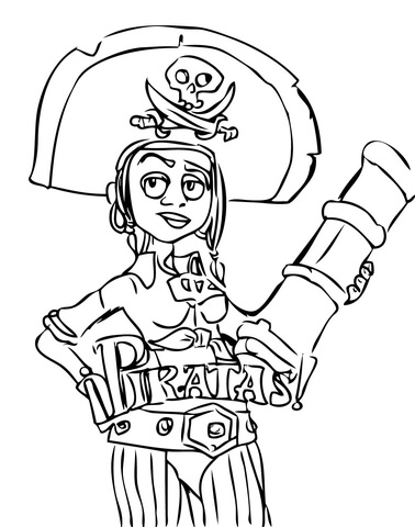 In an Adventure with Scientists Coloring Pages