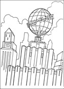 Little big planet coloring page printable Trials Ireland