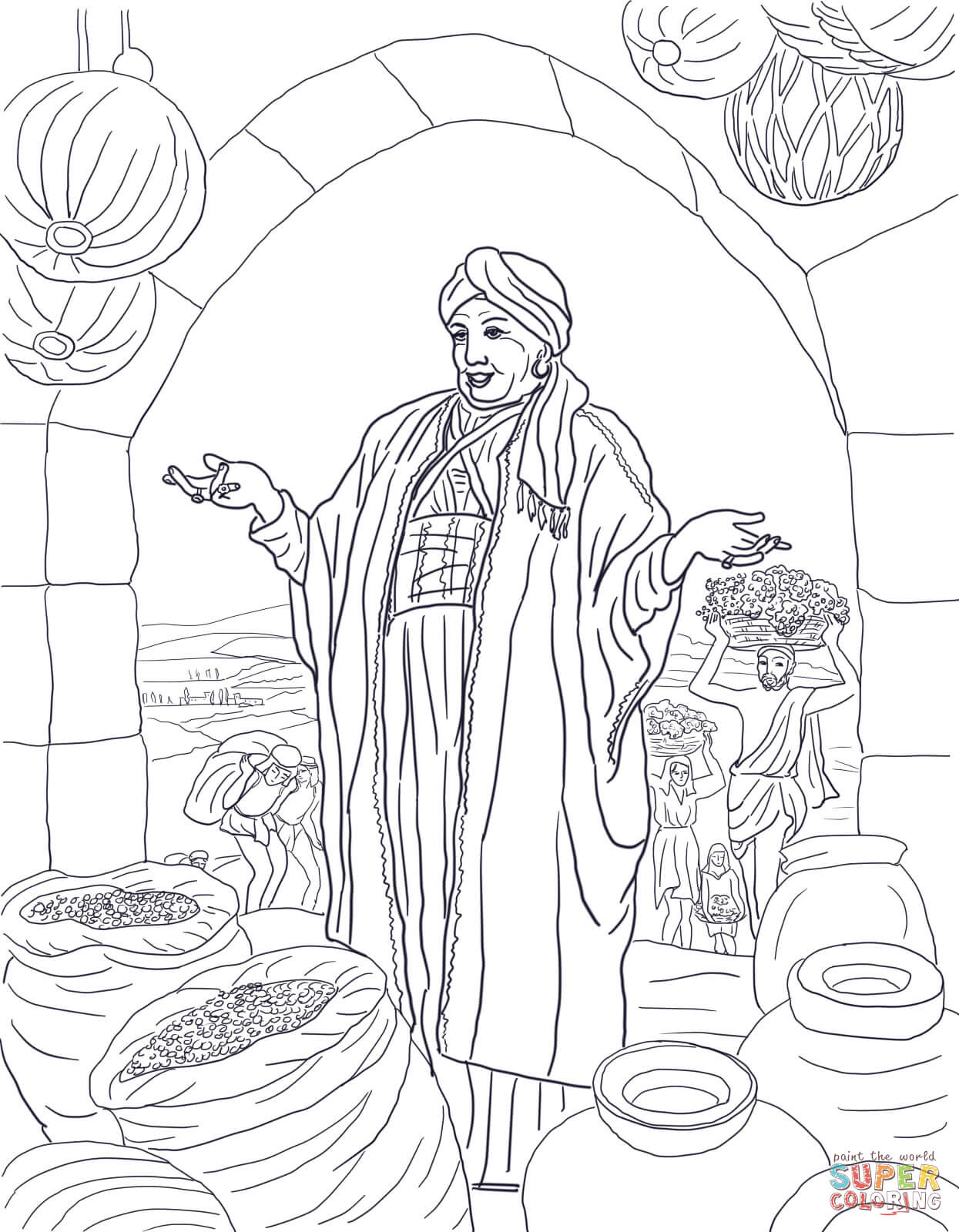 Teaching activities, Mary and jesus and Maze on Pinterest