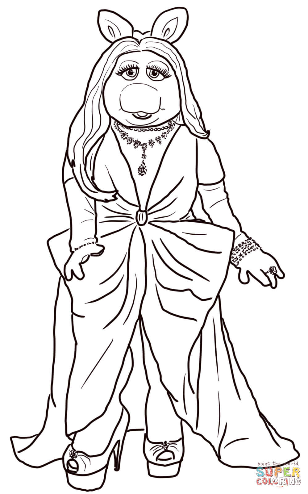 Coloring Drawing And Coloring Contest Coloring Pages