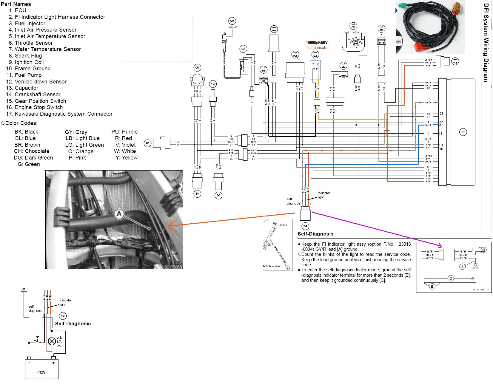 2009 Kawasaki Teryx Wiring Diagram Auto Electrical Brute Force 750 On Winch Switch Warn Related With